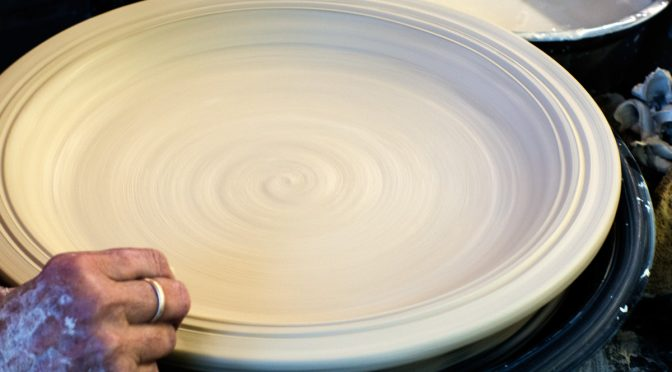 Throwing Plates