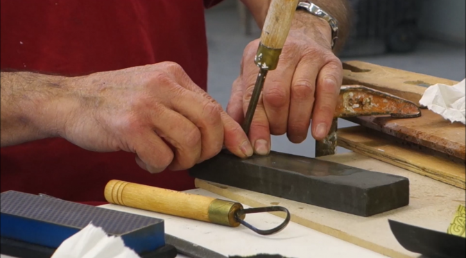 Sharpening Tools with Dan Mehlman